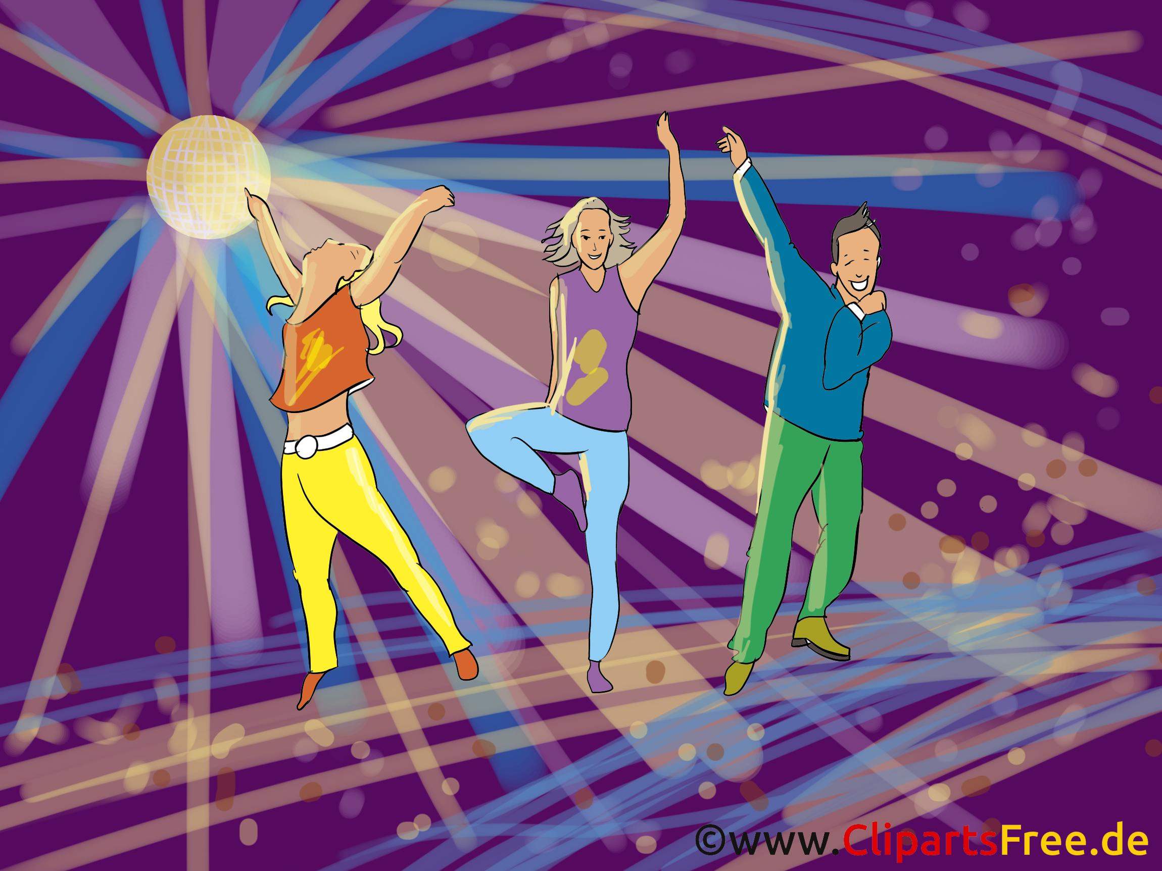 Danse clipart gratuit.