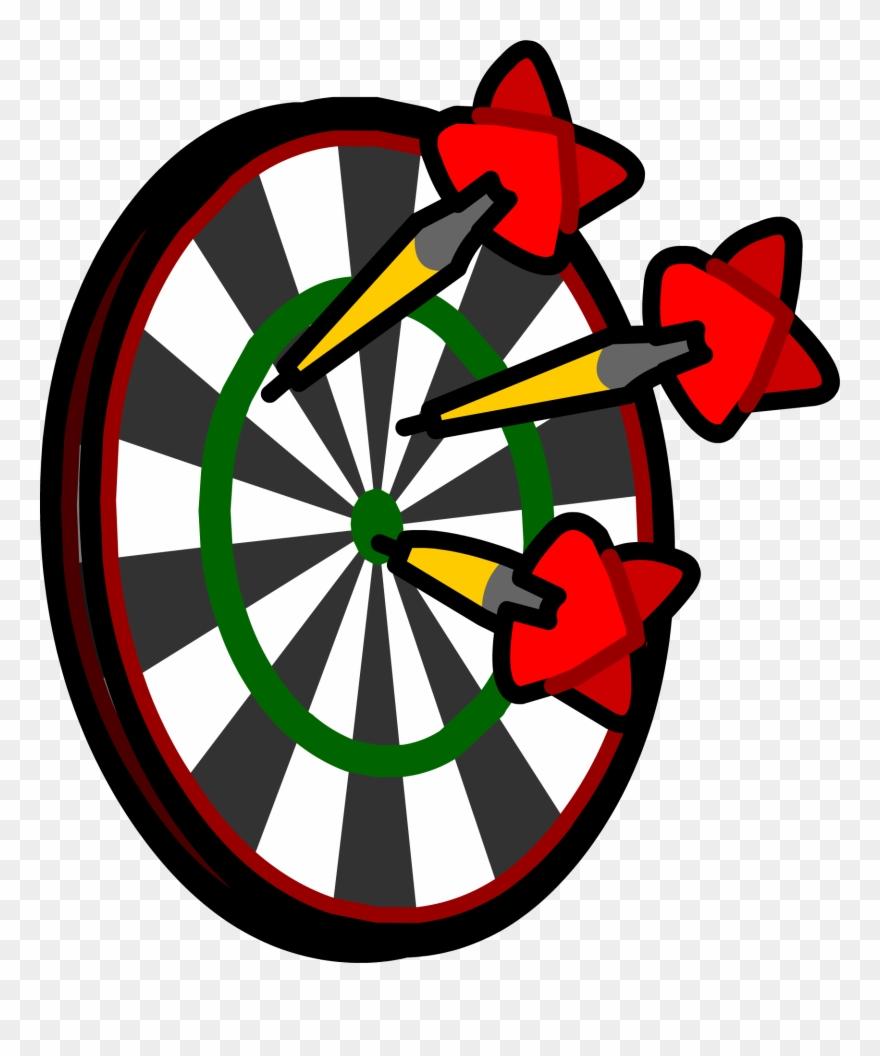 Dart Board Sprite 002.