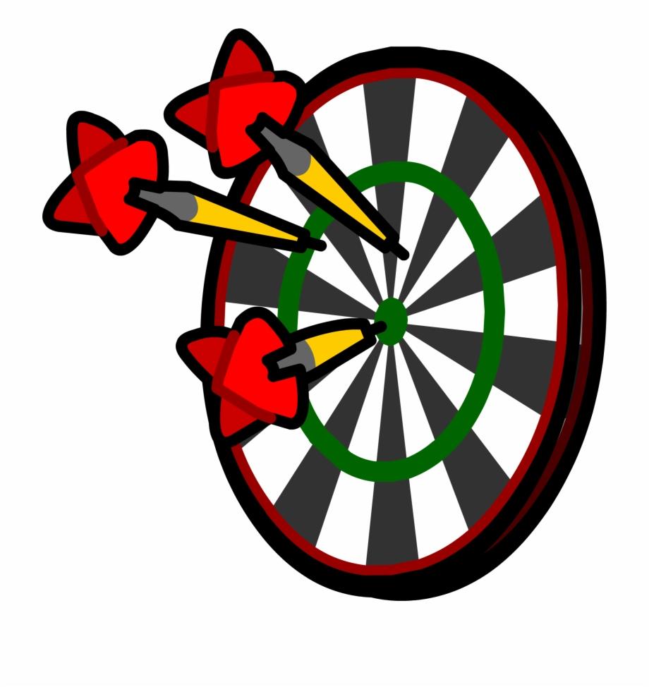 Jpg Transparent Stock Darts Clipart Dart Board.