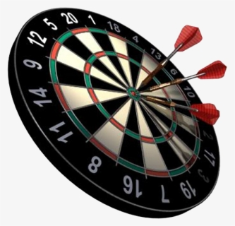 Free Dart Board Clip Art with No Background.