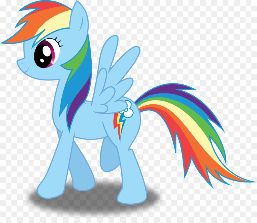 Rainbow Dash Pinkie Pie Clip art.