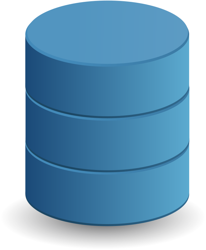 Free Clipart: DataBase.