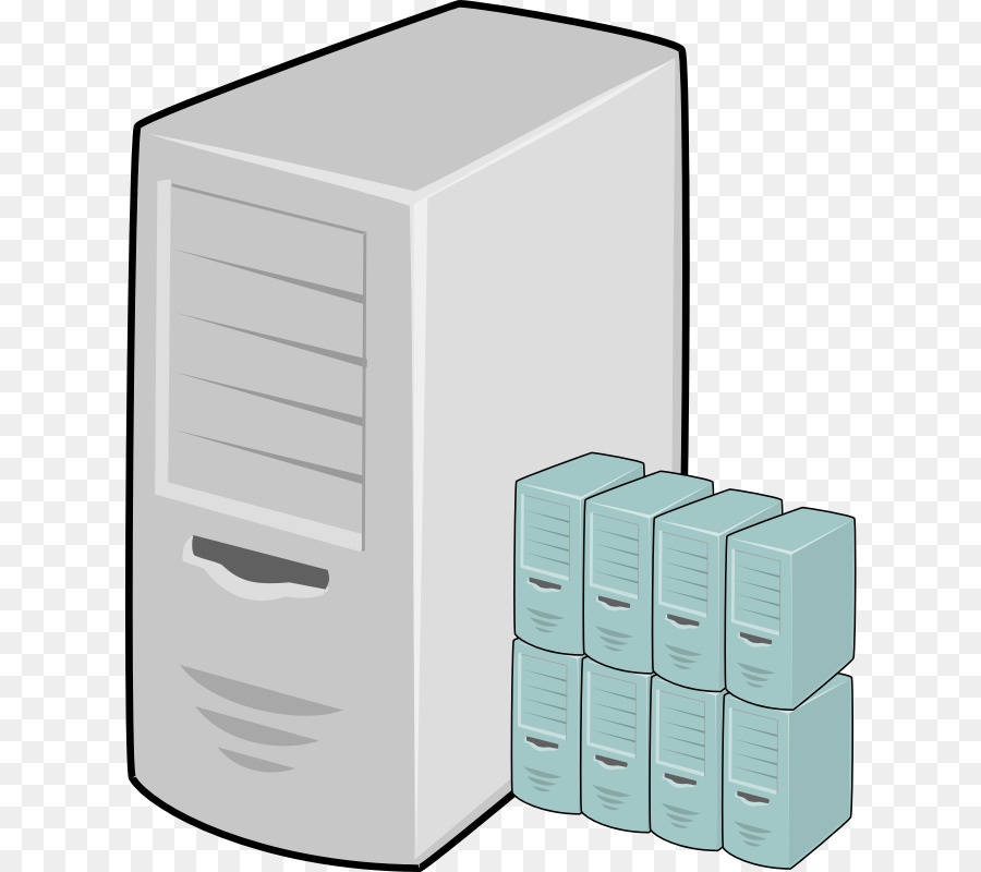 Computer Servers Technology png download.