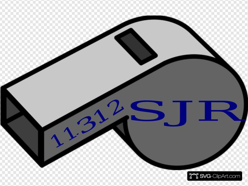 Whistle/date Clip art, Icon and SVG.
