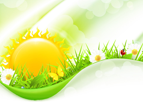 Sunny day clipart free vector download (6,854 Free vector.