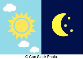 Day and night Illustrations and Clipart. 31,950 Day and night.