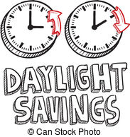 Daylight savings time Illustrations and Clipart. 740.
