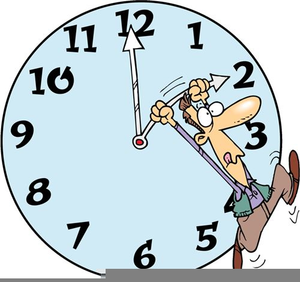 Free Clipart For Daylight Saving Time.