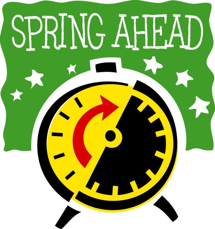 Free Clipart Daylight Savings Time.