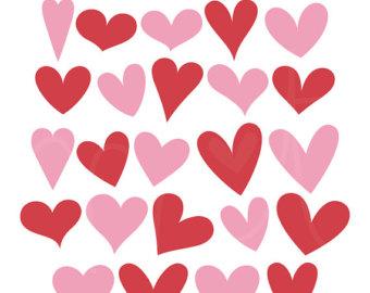 clipart de corazones #15
