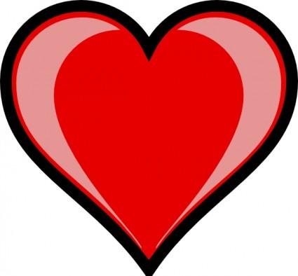 clipart de corazones #2