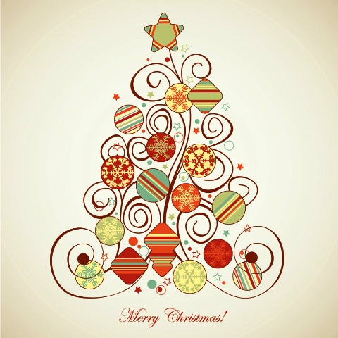 Clipart Navidad Corel Draw.