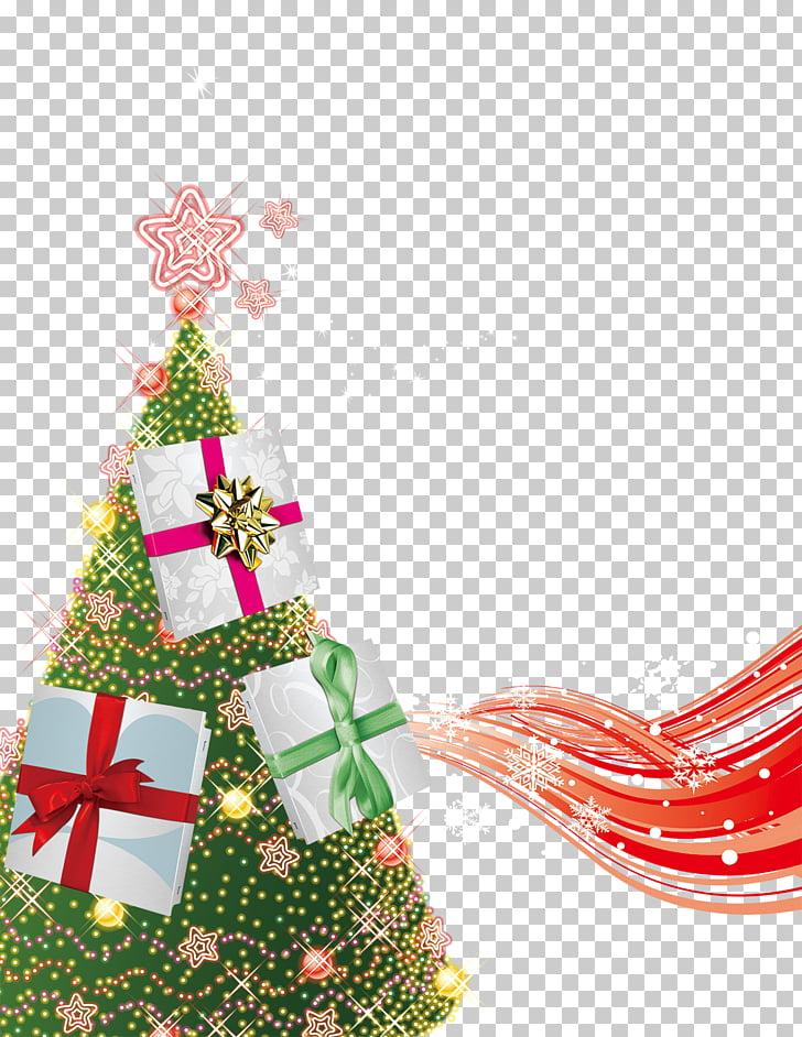 árbol de navidad gratis, navidad creativa PNG Clipart.