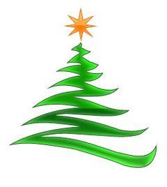 Aroboles Navidad clipart dibujo gratis; árbol de navidad.