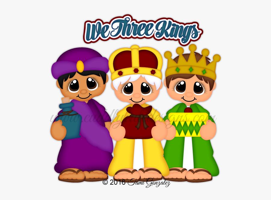 We Three Kings.