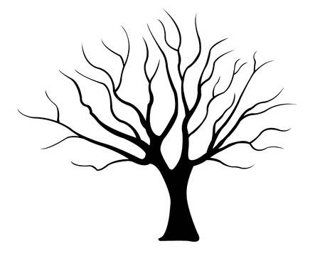 10,358 Dead Tree Stock Vector Illustration And Royalty Free Dead.