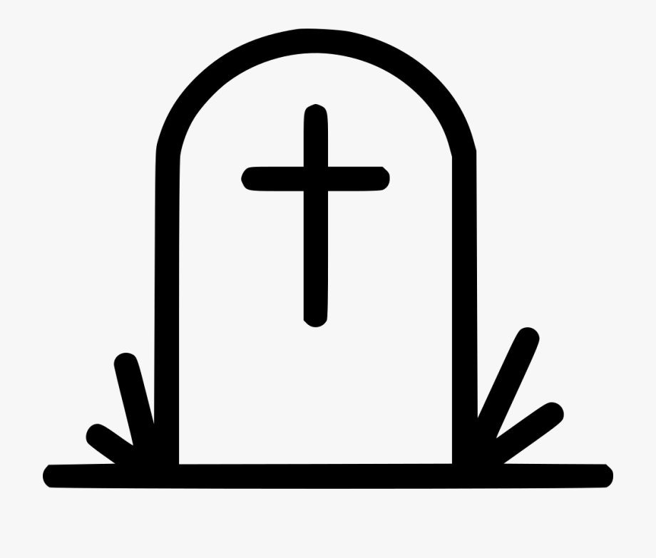 Grave Svg Png Icon Free Download.