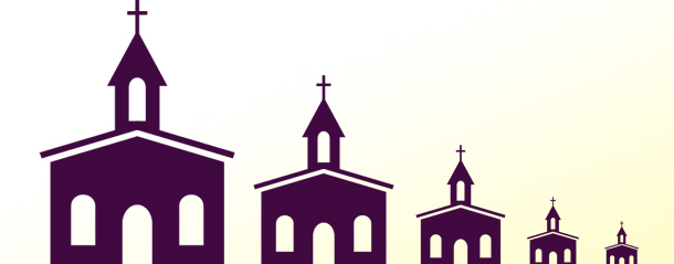 Growing churches vs. declining churches: Canadian study says.