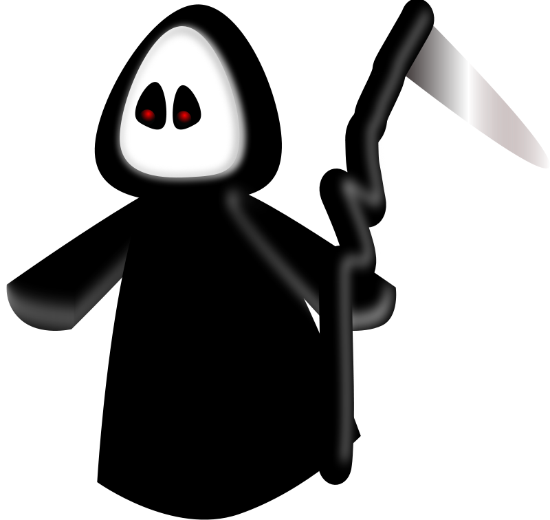 Free Clipart: Death.