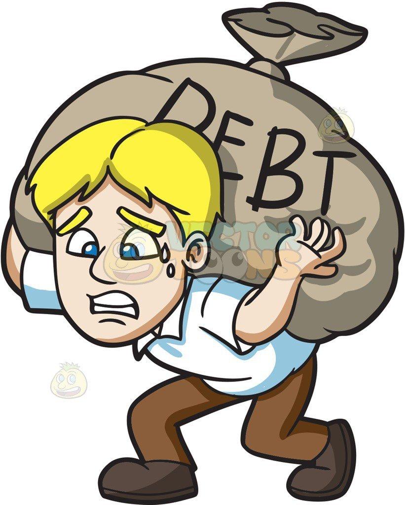 Debt clipart 4 » Clipart Portal.