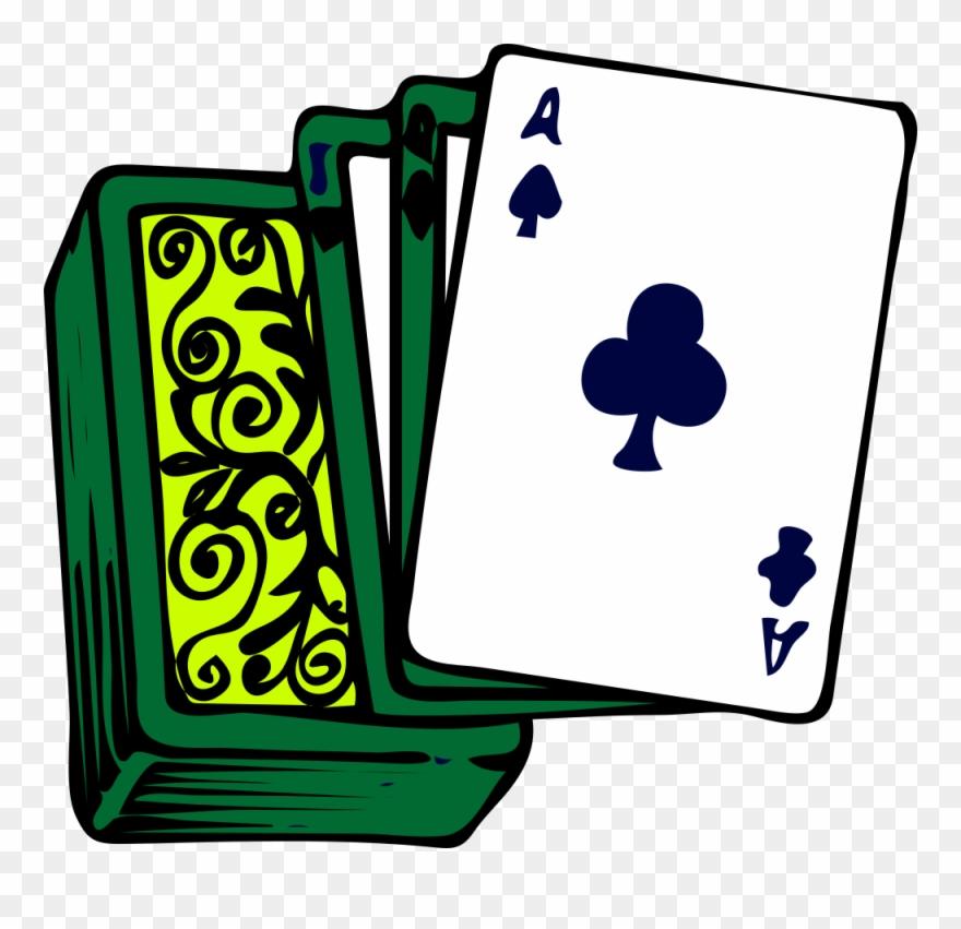 Deck Of Cards Clip Art.