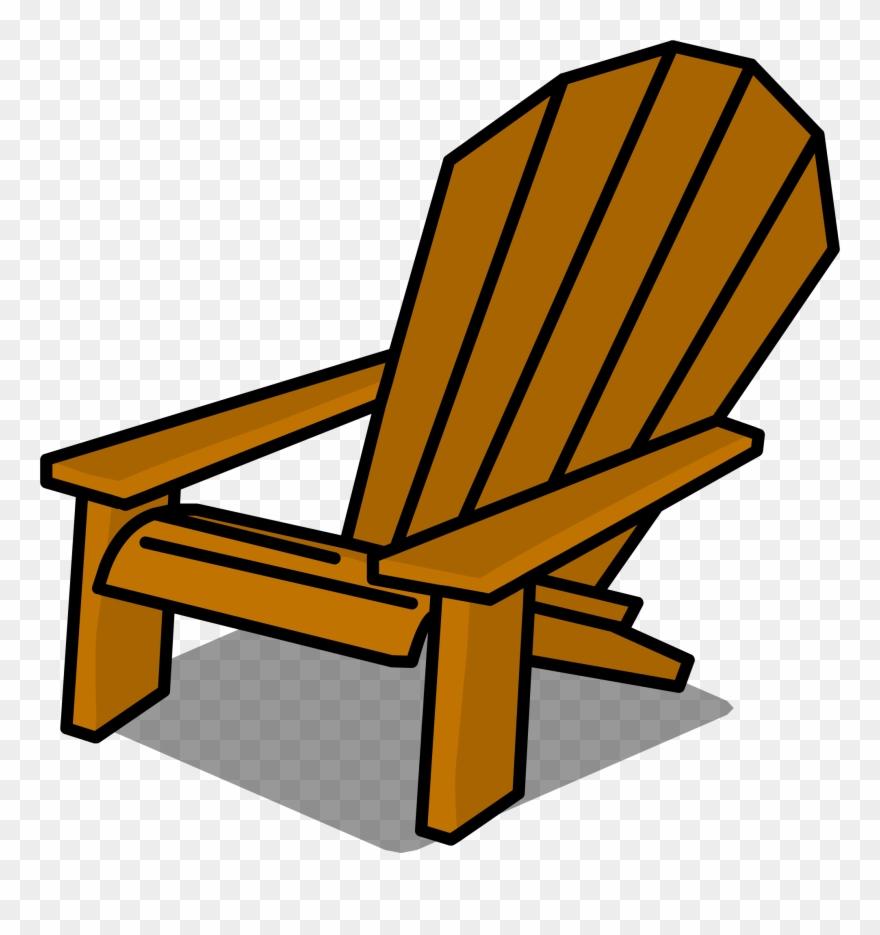 Deck Clipart Deck Chair.