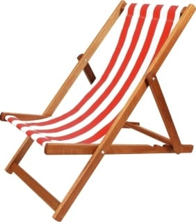 Chair clipart deck chair, Chair deck chair Transparent FREE.