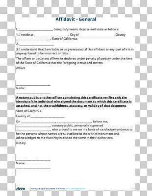 Affidavit PNG Images, Affidavit Clipart Free Download.