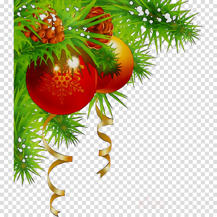 Christmas And New Year Background clipart.