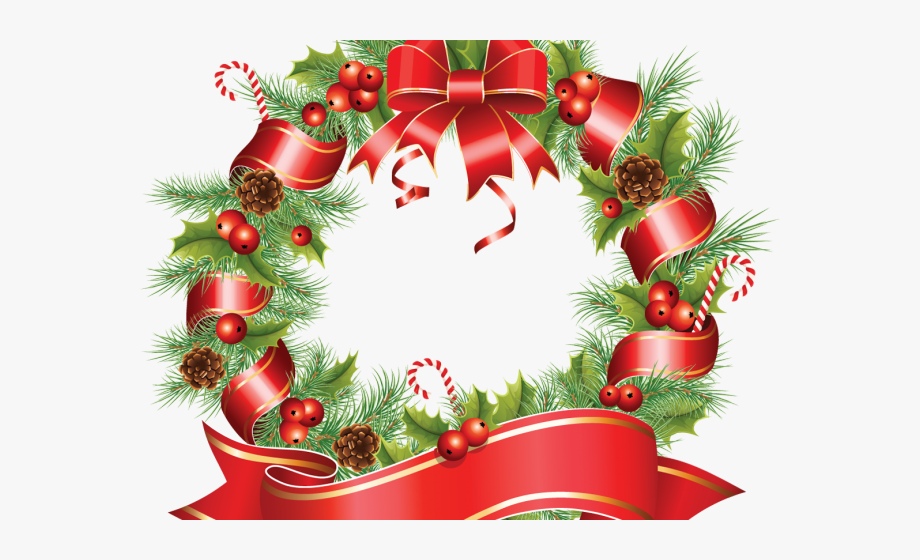 Christmas Ornaments Clipart Round.