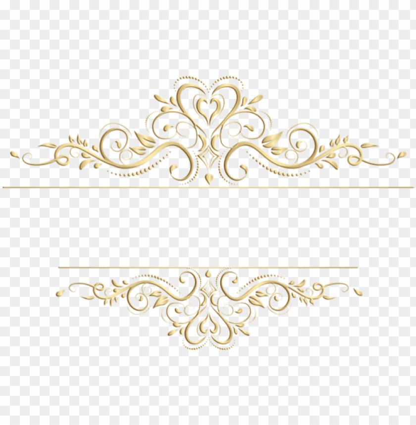 free png download decorative element transparent clipart.