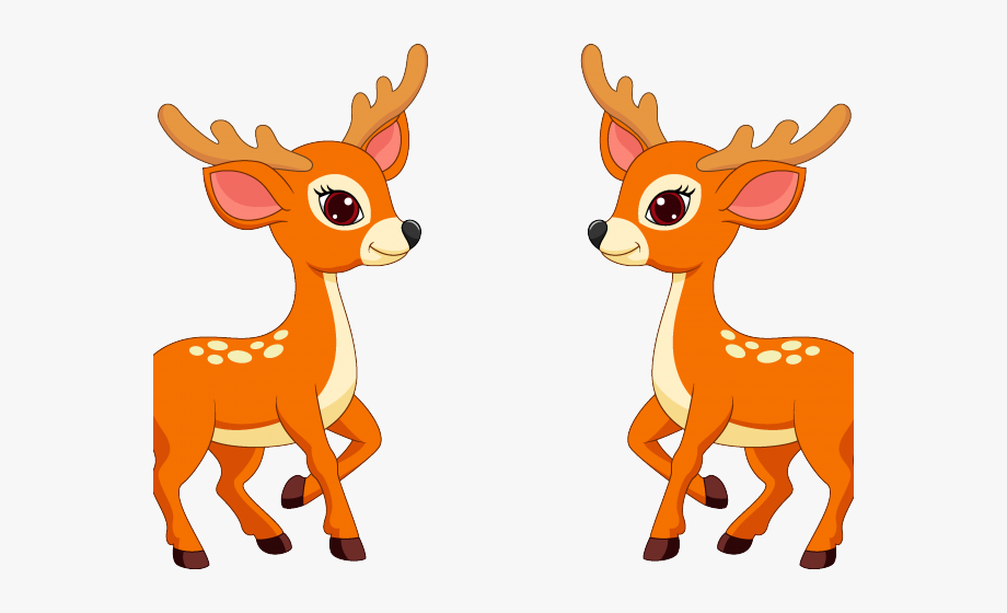 Cub Clipart Deer.
