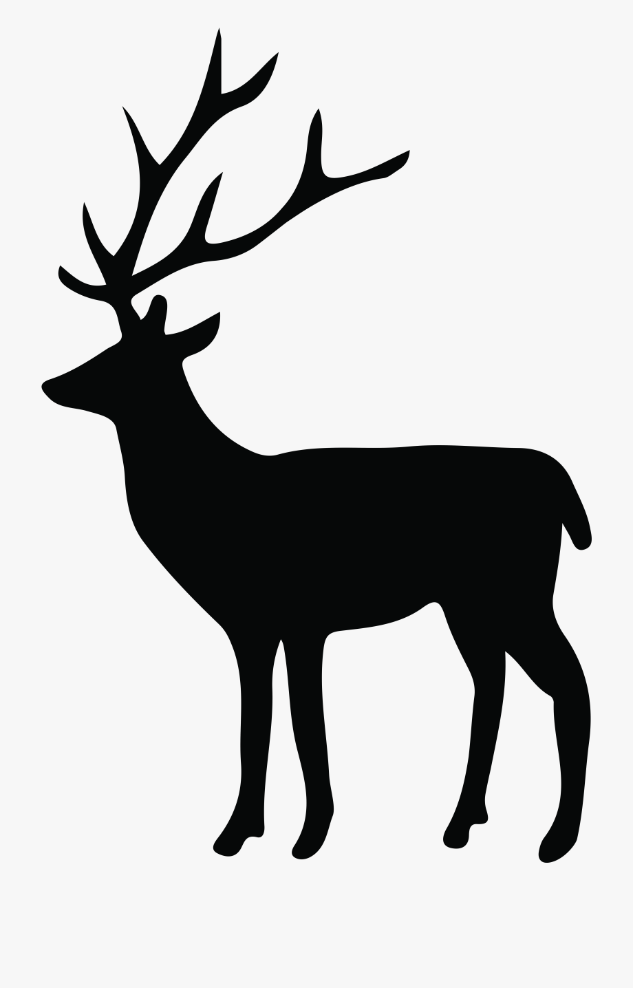Download Hunting Clipart Deer Antler And Use This Week.