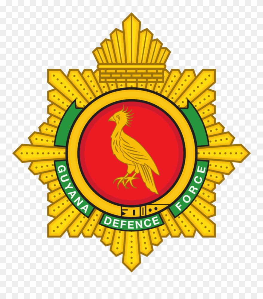 Guyana Defence Force Clipart (#1271793).
