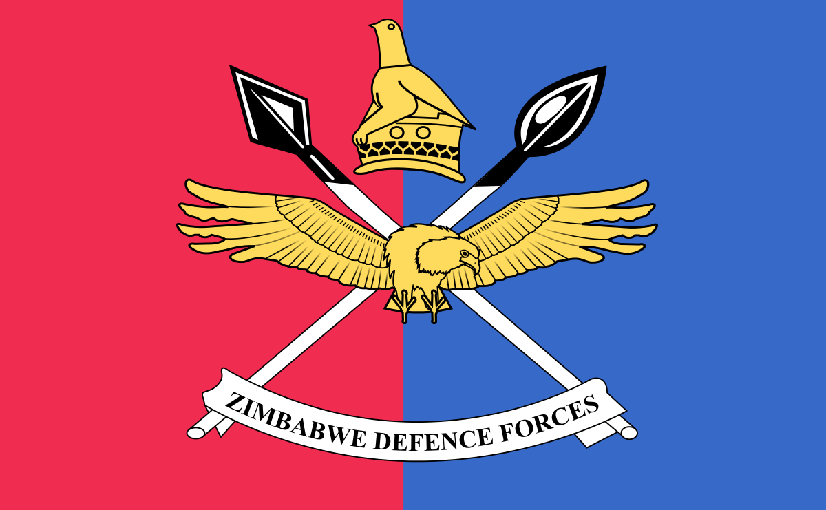 Zimbabwe Defence Forces.
