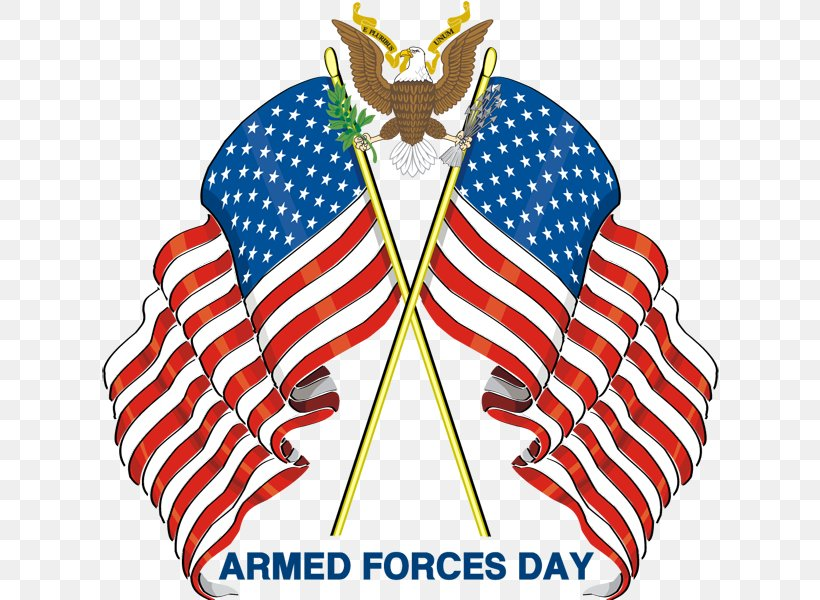 United States Armed Forces Armed Forces Day Military Clip.