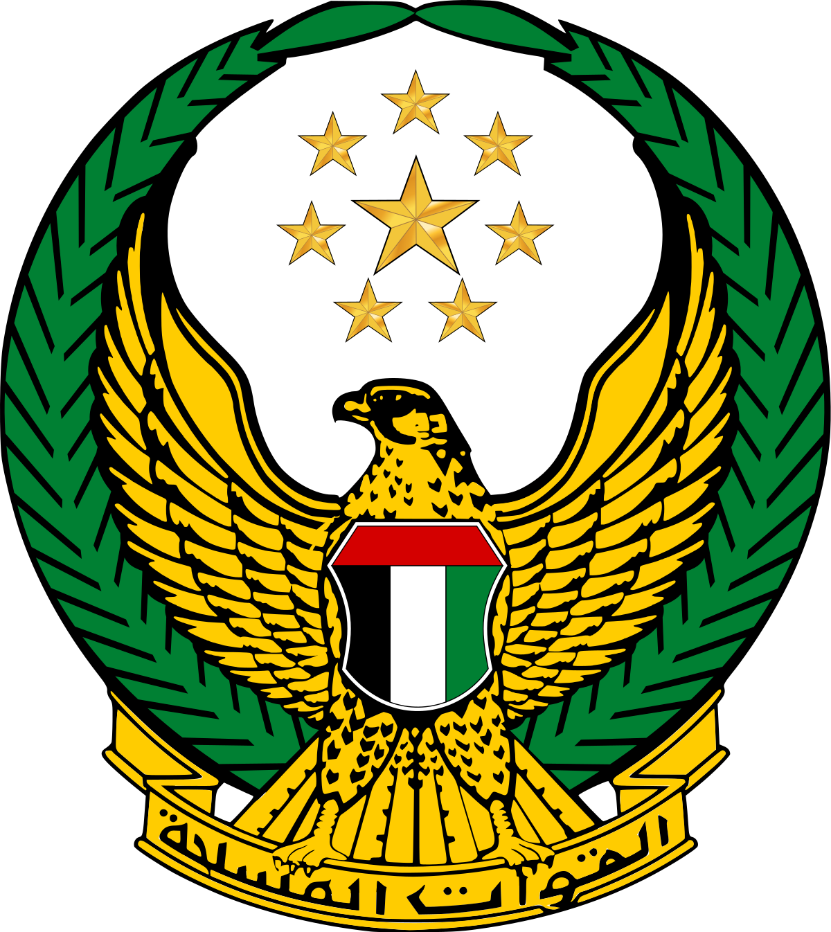 United Arab Emirates Armed Forces.
