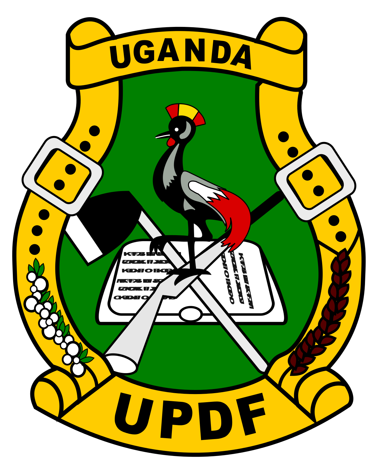 Uganda People\'s Defence Force.