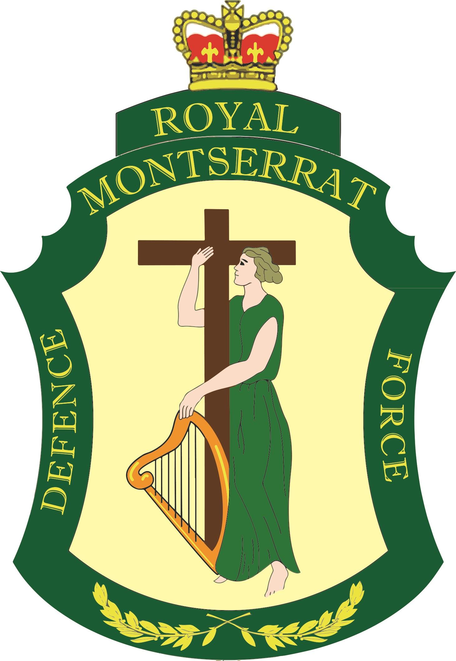 Royal Montserrat Defence Force.