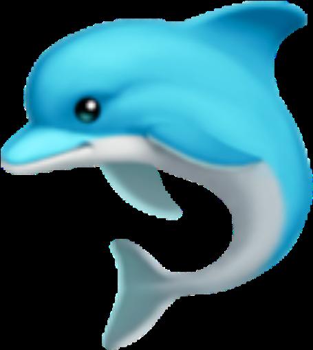 iphone #iphoneemoji #delfin.
