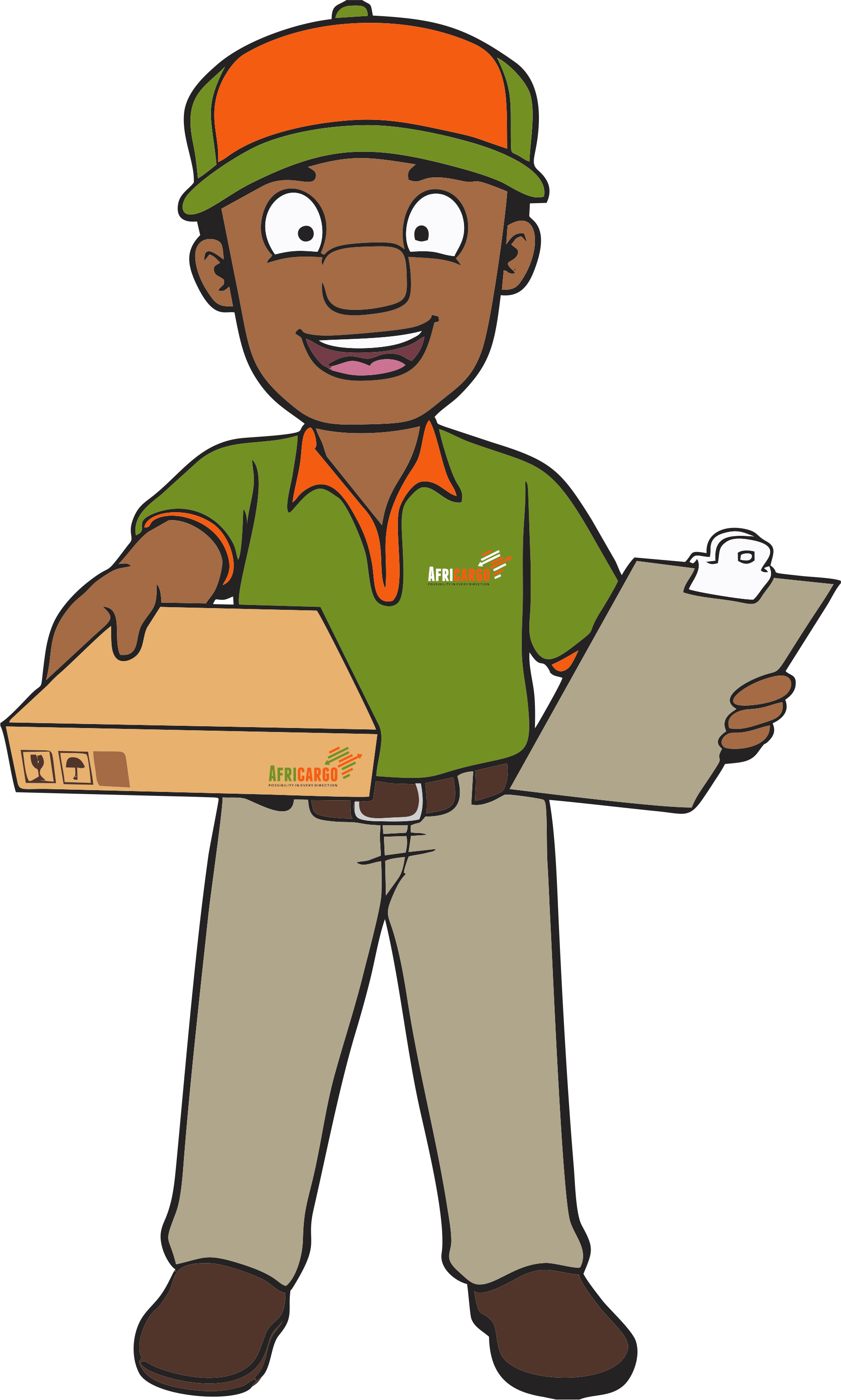 Fast clipart delivery man, Picture #1067814 fast clipart.