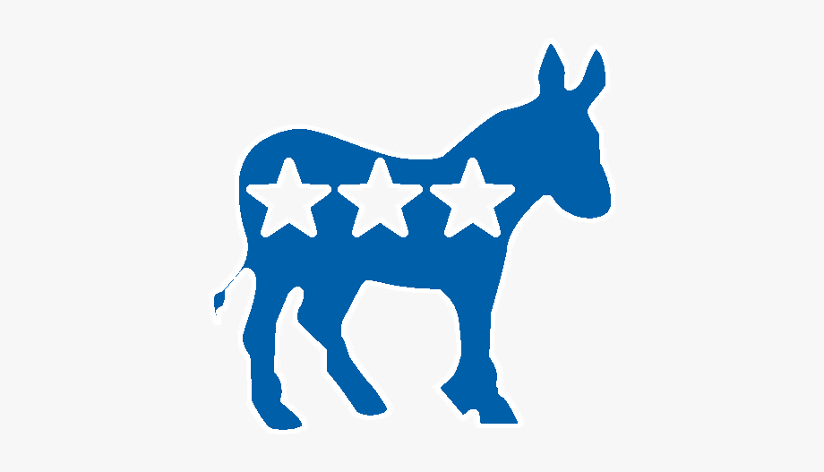 Transparent Background Democrat Donkey Png , Transparent.