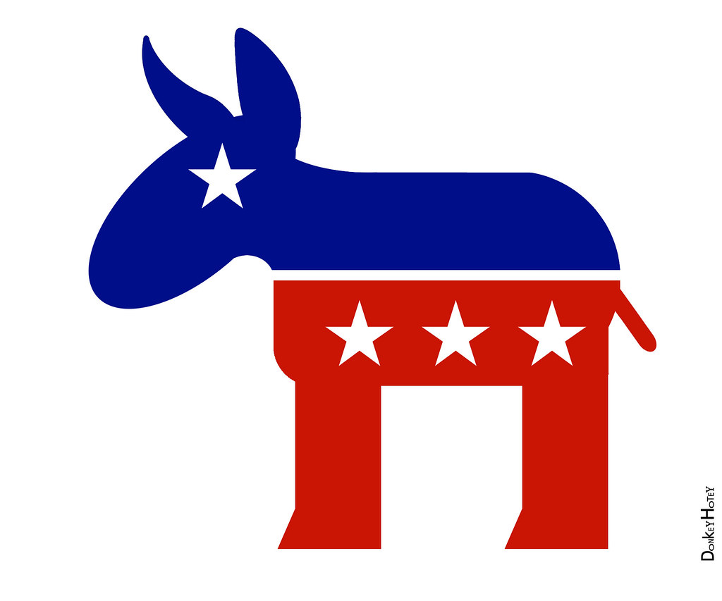 Democratic Donkey.