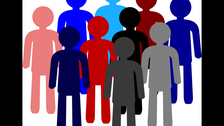 Humans clipart demographics, Humans demographics Transparent.