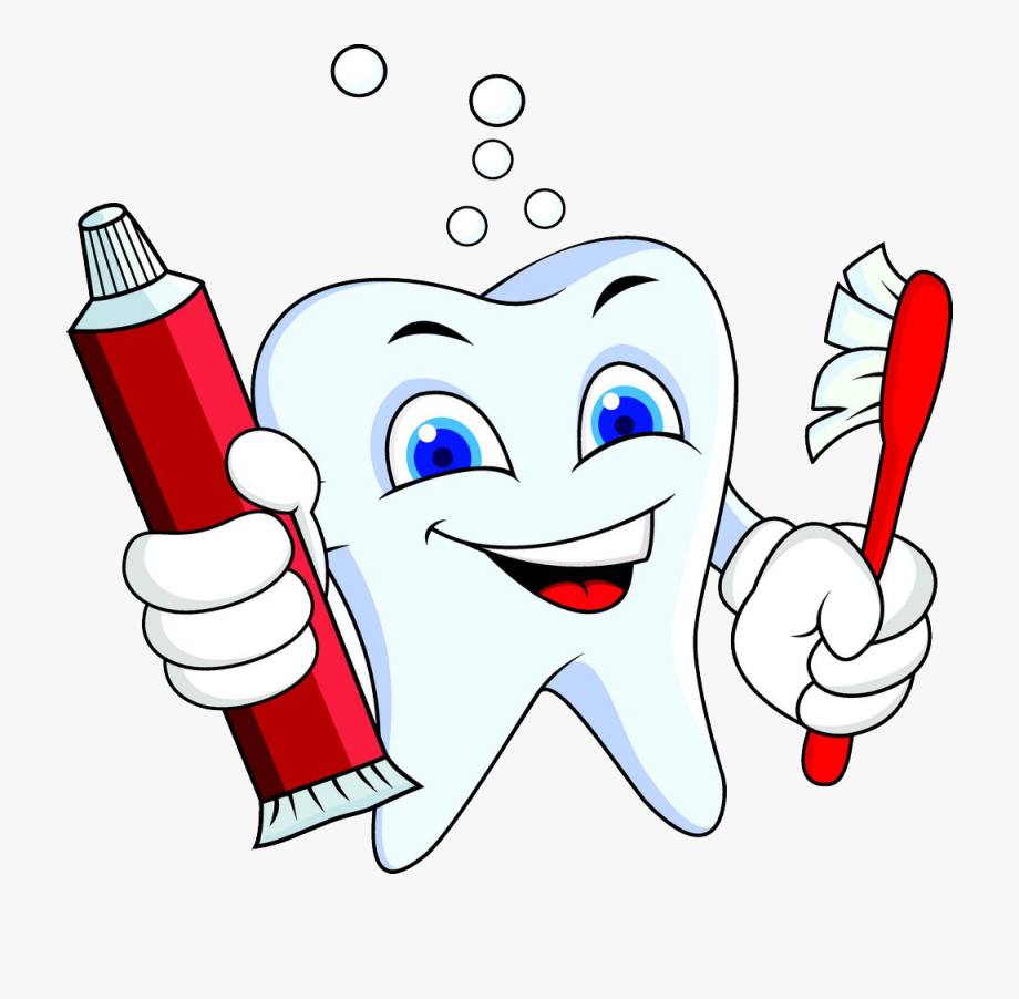 Dental Clipart Hygiene Product.