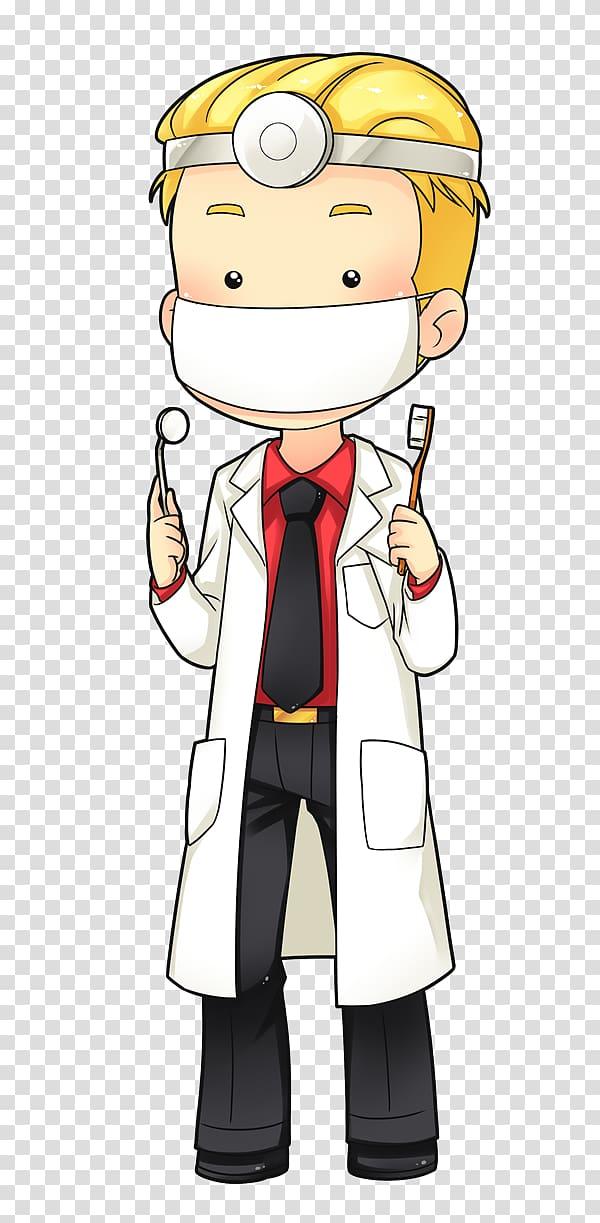 Dentist illustration, Dentistry Cartoon , Cute Dental.