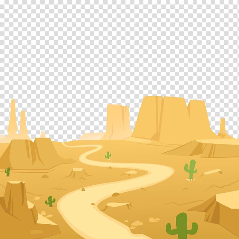 Desert , Sahara Deserts of Australia Landscape, wilderness.