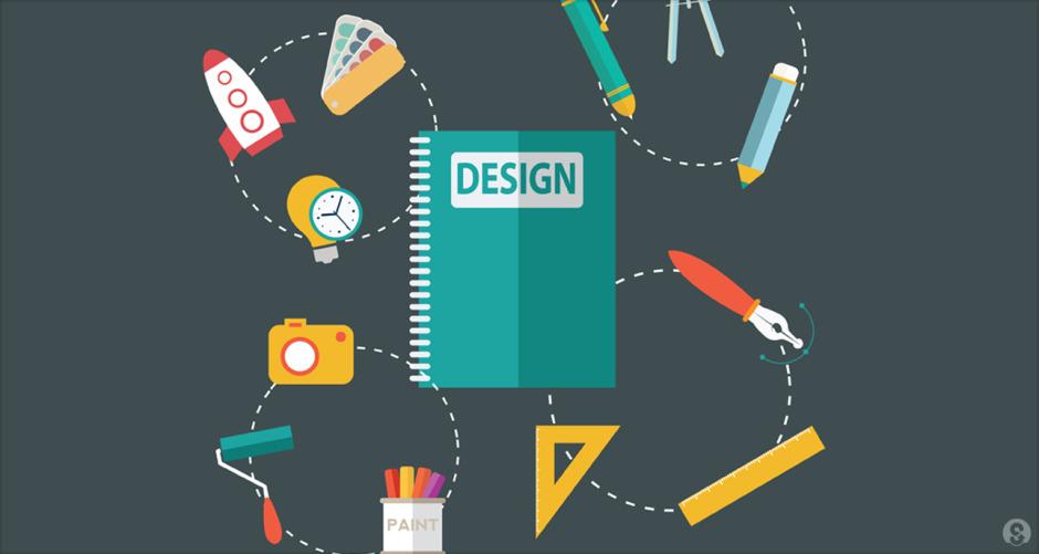 Graphic Design Tools Clipart.