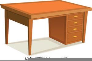 Free Desk Clipart Graphics.