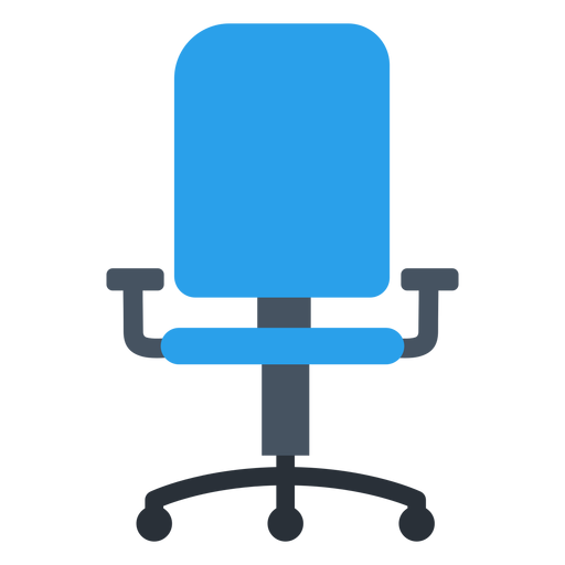 Office chair clipart 3 » Clipart Station.